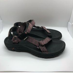 Teva Ankle Strap Sandals